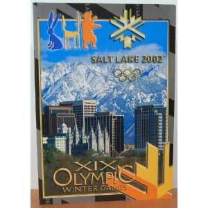 2002 XIX Olympic Winter Games (9780933043374) Nanette McDonald Books