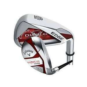 Callaway Golf Diablo Edge Combo Set   3H, 4H Graphite Stiff Flex, 5 PW
