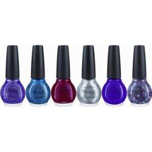 Nicole By OPI Nail Polish   Justin Bieber 6 Pc One Less Lonely Girl