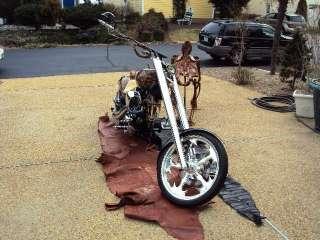 Custom Built Motorcycles  Chopper Soft Tail Custom Built Motorcycles