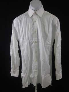 CHARLES TYRWHITT Mens White Button Up Shirt Sz 39