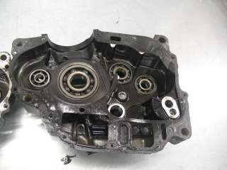 HONDA XR200 1985 1984 ENGINE CRANK CASES CASE L+R 85 84