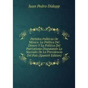 De La Presidencia Del País (Spanish Edition) Juan Pedro Didapp