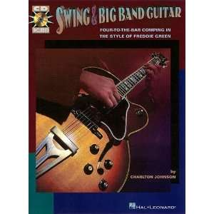 Swing and Big Band Guitar   Bk+CD Musical Instruments