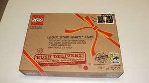 2011 Lego SDCC 7858 Star Wars Advent Set #800/1000
