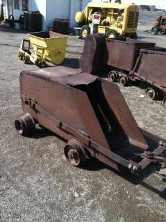 Ore Bucket Shaft Hoist Mucker Mine car drill milling rock locomotive