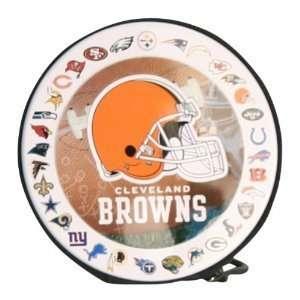 Cleveland Browns NFL Team Logos CD / DVD Case Holder