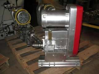 UNIVERSAL AUTOMATIC SCREW / TAPPING MACHINE SPINDLE 1HP |