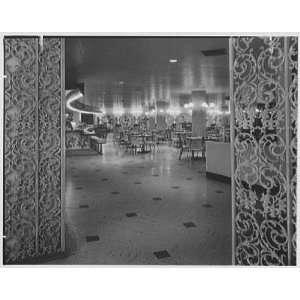 Photo Fontainebleau Hotel, Miami Beach, Florida. Coffee