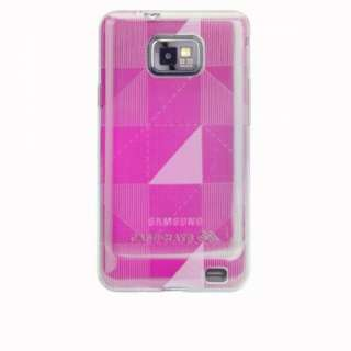 Case Mate Pink for Samsung GALAXY S2 II i9100 Gelli New Cover Original