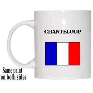 France   CHANTELOUP Mug: Everything Else