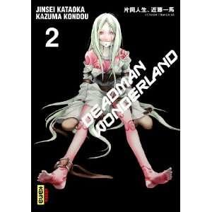 Deadman Wonderland, Tome 2 (9782505008408) Jinsei Kataoka