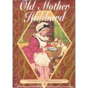 Old Mother Hubbard Robert Frederick Publishers, Frank Adams Books