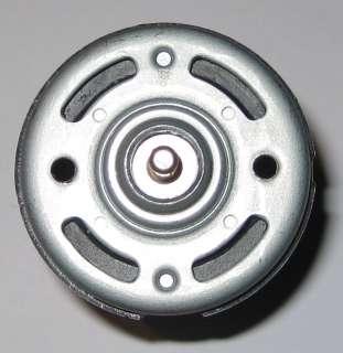 Johnson Electric 24V Motor   High Torque   6650 RPM   650 Series Large