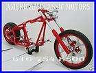 250 PRO SOFTAIL BIKE KIT CHOPPER ROLLING CHASSIS HARLEY