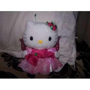 Sanrio Butterfly Hello Kitty Plush