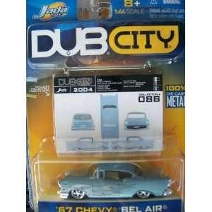 Dub City 1957 Chevy Bel Air: Toys & Games