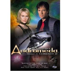 Andromeda Season 3 Collection 2 Kevin Sorbo, Lisa Ryder