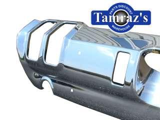 Chrome Rear Bumper   442