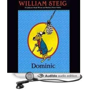 Dominic (Audible Audio Edition) William Steig, Peter Thomas Books
