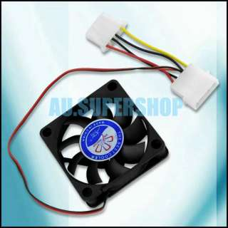 60mm 4 Pin FAN FOR PC/COMPUTER CASE ARCTIC COLD SILENT
