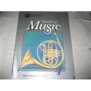 World of Music Movement (9780382071539) Phyllis Weikart