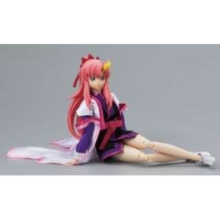 Gundam Seed Destiny Lacus Clyne 1/6 Action Figure Doll