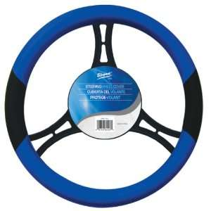 11418 Wet Suit Material Steering Wheel Cover Fat Boy: Automotive