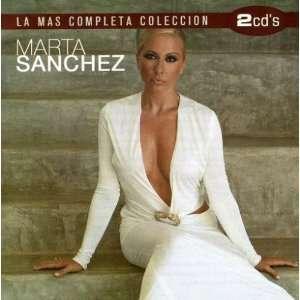 La Mas Completa Coleccion Marta Sanchez Music