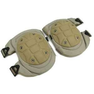 Matrix Warrior Advanced Tactical QD Knee Pads (Desert Tan