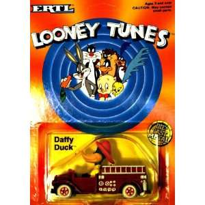 Looney Tunes Daffy Duck Die Cast Car Toys & Games