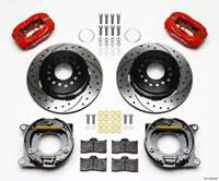 140 7149D Rear Disc Brake Kit w/ Park Brake Chevrolet 10 or 12 Bolt