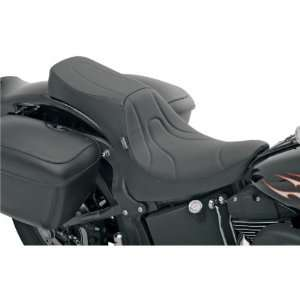 Specialties Mild Stitch Predator Two Up Motorcycle Seat For Harley