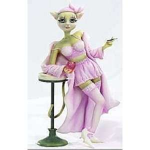 Daisy Doll Alley Cat Figurine by Margaret Le Van and