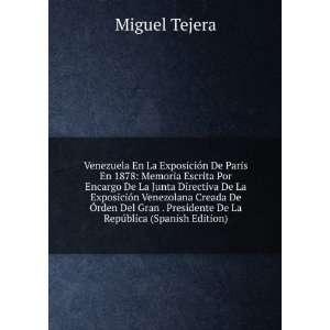 Creada De Ãrden Del Gran . Presidente De La República (Spanish