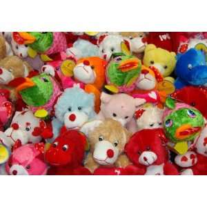 Valentines Day Assorted Plush Toys Toys & Games