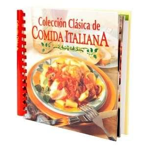 Coleccion Clasica de Comida Italiana (9781412723855