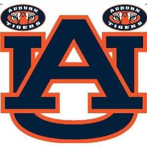 Auburn Tigers Collegiate Logo Sticker