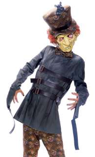 Scary Mad Hatter Dark Adult Mens Halloween Costume 037693156417