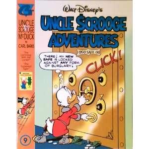 Walt Disneys Uncle Scrooge Adventures Uncle Scrooge Mcduck #9: The
