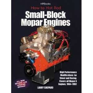 How To Hot Rod Small Block Mopar Engines Manual Revised