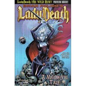 Lady Death: A Medieval Tale, Vol. 1 No. 11; March 2004: