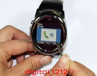 6inch Touch Screen Unlocked Mobile Watch Cell Phone Bluetooth Camera