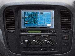 Lexus LX LX470 Double Din Dash Radio Kit w/ Brackets