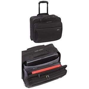 Solo, CheckFast Rolling Laptop Case (Catalog Category Bags