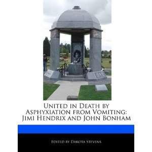 Jimi Hendrix and John Bonham (9781115931885) Dakota Stevens Books