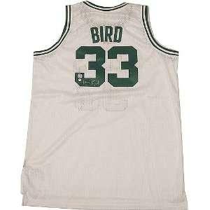 Steiner Boston Celtics Larry Bird Authentic Jersey Sports