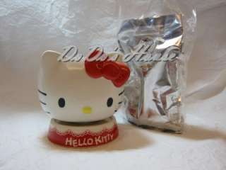 2011 Sanrio Hello Kitty Ceramic Flower Pot Tomato Seeds
