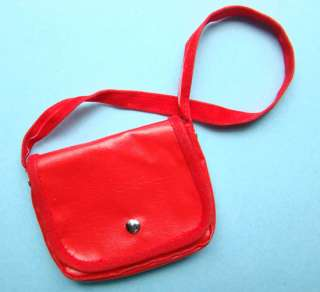 American Girl Molly Doll Accessories Red Shoulder Bag