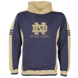 Irish Navy Blue Youth Fan Gear Hoody Sweatshirt